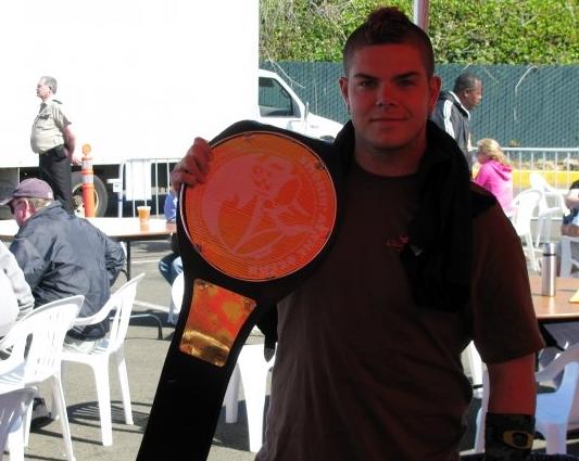 Ribs Championship Belt