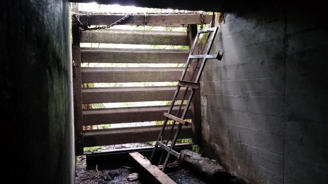 ww2 bunker cameron mckirdy