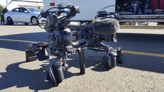 Viceland Cameras